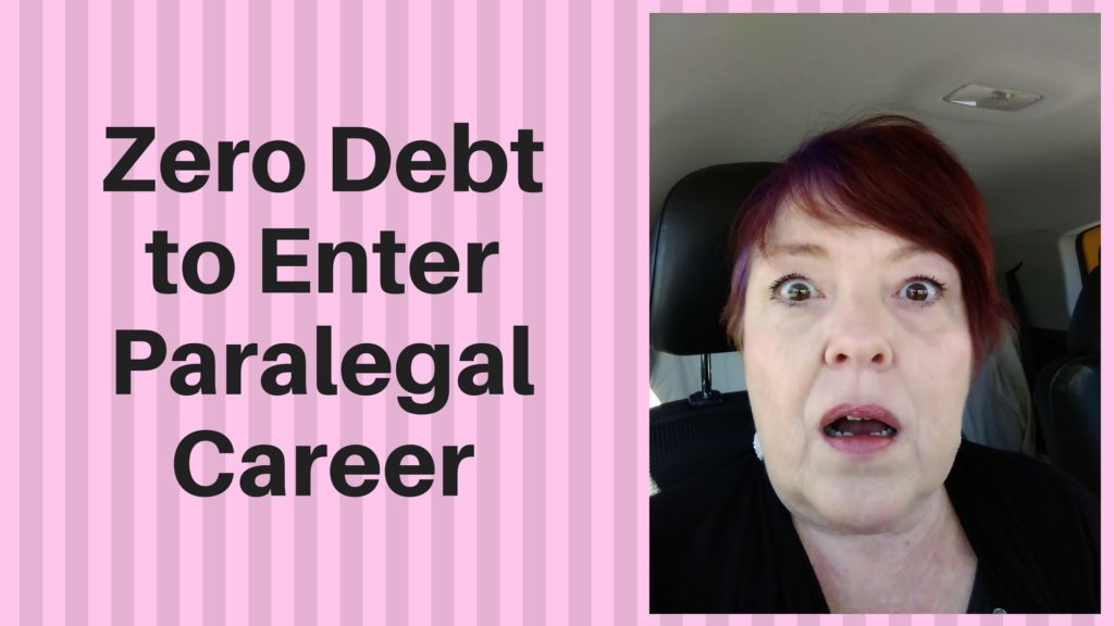 No Cost to Enter Paralegal Career
